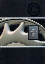 Lexus LS400 1990 UK Market Launch 16pp Sales Brochure