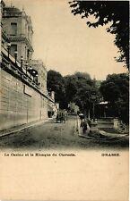 CPA   Le Casino et le Kiosque du Clavecin - Grasse      (351354)