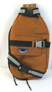 Sony PlayStation inFAMOUS 2 Sling Messenger Bag Backpack Cole McGrath Promo