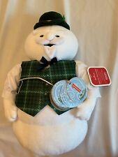 Hallmark Sam The Snowman Advent Christmas Countdown Calendar Rudolph Reindeer