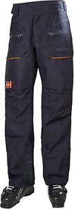 Helly Hansen Garibaldi Ski Pant Men's Graphite Blue