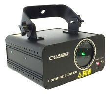 CR COMPACT GREEN LASER 70152 (DMX, automatic, music, wireless remote)