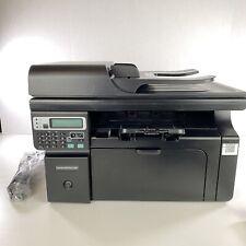 HP LaserJet Pro M1217nfw MFP Multifunction Printer - CE844A Copy Scan Fax Works