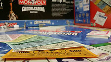 VERY RARE Official Parker Brothers Property Trading Game MONOPOLY Cheerleading
