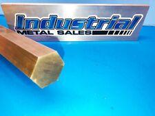 "Dia Brass Bar Rod CZ121 Model Lathe Steam Nuts Bolts Boiler 14.27mm 9//16/"""