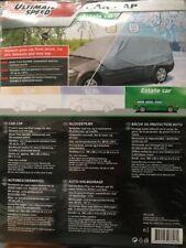 Ultimate Speed Car Cover Cap Winter Protection L/XL/Estat. Car Snow Vehicle Hood