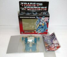 TRANSFORMERS JUMP STARTER TOPSPIN NEW IN BOX 1984
