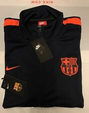 NIKE BARCELONA FCB FRANCHISE FOOTBALL JACKET COAT SIZE XL Brand New With Tags