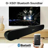 XGODY SoundBar TV Home Theater Wireless Bluetooth 5.0 Speaker Soundbar Subwoofer