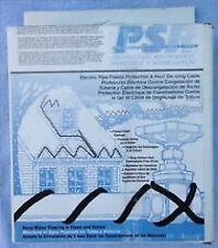 PSR1100 EASYHEAT CABLES FOR ROOFS,GUTTERS & WATERPIPES