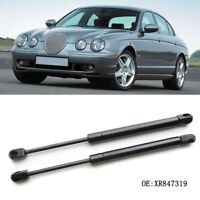 Front Hood Boot Gas Struts Shock Struts Spring Lift Supports For Jaguar X-TYPE