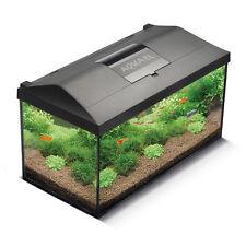 Aquael Leddy 40 Aquarium Komplett Set mit LED Beleuchtung - 25l Nano Aquarienset