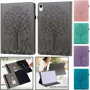 Shockproof Folding PU Leather Stand Cover For Apple iPad Mini 6 5 4 3 2 1 Tablet