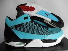NIKE AIR JORDAN FLIGHTCLUB 80'S GAMMA BLUE-GYM RED-BLACK SZ 11 [599583-402]