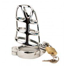 Dispositivo Cintura di Castità Maschile in Metallo Impound Gladiator