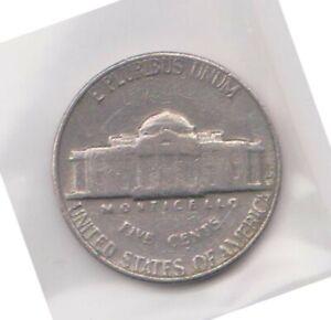 (H64-26) 1964 USA 5c coin (Z)