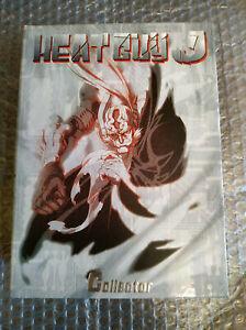 DVD Coffret intégrale heat guy J Comme NEUF