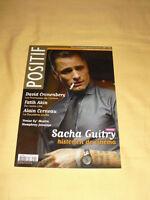 POSITIF N°561 Novembre 2007 Viggo Mortensen David Cronenberg Sacha Guitry