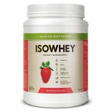 IsoWhey Complete Strawberry Smoothie 672g Cincotta Chemist