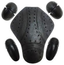 Veste moto PANTALON PROTECTION embouts caoutchouc coussinets CE - 1621