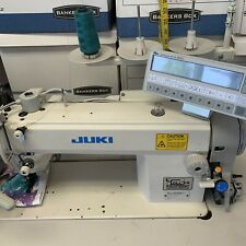 Computerized Differential Feed Juki Industrial Sewing Machine Table Dlu5490n7