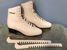 Freesport Ladies Ice Skating Boots Size 7/Eur 41