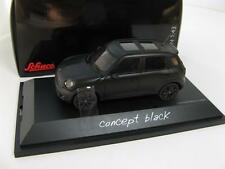 MINI COOPER S COUNTRYMAN 4х4 2010 Black Matt 1/43 SCHUCO