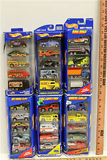 30 Hot Wheels 1997 - 2002 Truck Stoppers House Calls Fire Fighting Off-Road 4X4