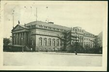 AK.Berlin-Opernhaus/gel.1913,Briefmarke