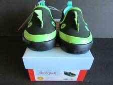 NEW! CAT & JACK Toddler Boys 5 Lime Green/Navy/Blk Dinosaur XANDER Slip On Shoes