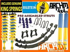 NISSAN NP300 NAVARA 2014-ON ARCHM4X4 BILSTEIN 2INCH-40mm F&R SUSPENSION LIFT KIT