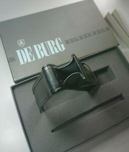 Vintage De Burg Pen Box & Leather Case Only NO PEN
