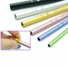 Curving Stick Acrylic Manicure Tube French Curve C Nail Shaping Tool Tips