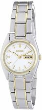 Seiko Women's SXA118 Yellow Goldplated Stainless Steel Watch Used
