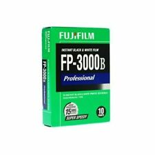 New! Fujifilm Fp-3000B B&W Instant Film Polaroid 667