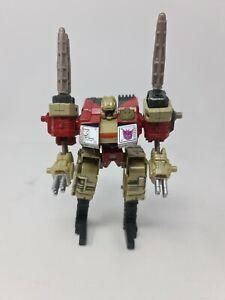 Transformers Armada Demolisher Used Condition Incomplete