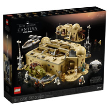 LEGO 75290 Star Wars Mos Eisley Cantina Brand New Sealed