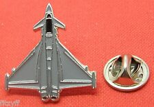 Euro Fighter Plane Pilot Lapel Pin Badge Aviator Air Force Aeroplane Brooch