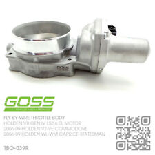 GOSS THROTTLE BODY V8 GEN IV LS2 6.0L ENGINE [HOLDEN WL-WM CAPRICE/STATESMAN]