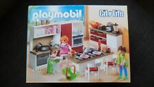 playmobil kitchen 9269  city life BRAND NEW