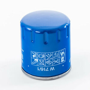 Mann Competition Oil Filter For Ford Fiesta XR2i Escort XR3i RS Turbo W712/43