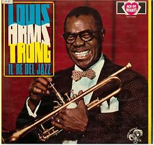 LP 5892 LOUIS ARMSTRONG IL RE DEL JAZZ