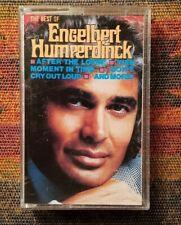 The Best of Engelbert Humperdinck Cassette Tape 1981