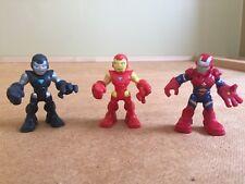 Marvel Super Hero Adventures WAR MACHINE From 4x4 Super Vehicle, Iron Man