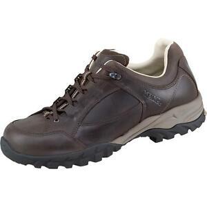 Meindl Schuhe Lugano dunkelbraun Gr. 11