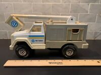 Tonka Pressed Steel and Plastic Bell System Toy Truck