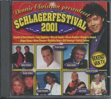 V/A - SCHLAGER FESTIVAL 2001 CD 21TR HOLLAND Jan Smit Frans Bauer Costa Cordalis