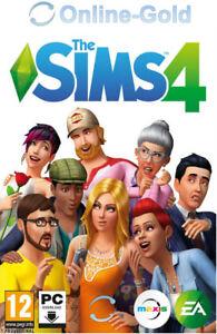 Los Sims 4 - PC/MAC Origin Key - región libre digital código de descarga - ES