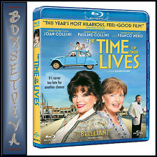 THE TIME OF THEIR LIVES -  Joan Collins & Pauline Collins **BRAND NEW BLU-RAY***