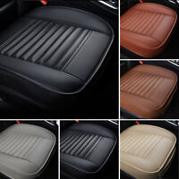 Bamboo Charcoal PU Leather Auto Car Seat Cover Cushion Full Surround Breathable